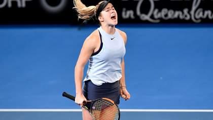 Свитолина в компании звездных теннисистов сыграет на благотворительном турнире