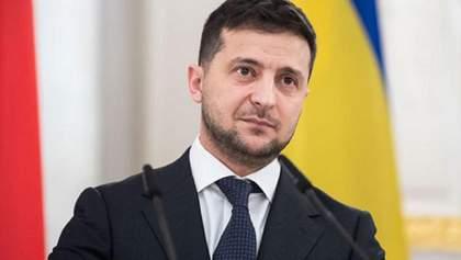 Зеленский прокомментировал рекордное количество правок к законопроектам о землях и банках