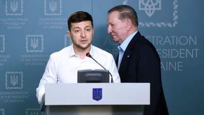 Зеленский во многом наследует политическую модель Кучмы, – Лещенко
