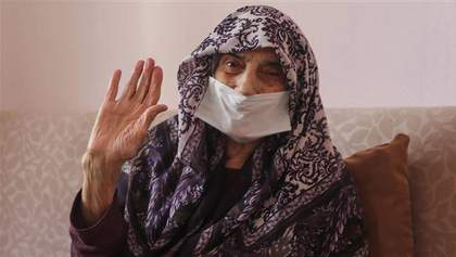 Одна з найстарших жінок з COVID-19 одужала в Туреччині: що відомо
