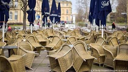 Каждому третьему отелю и ресторану в Германии грозит банкротство