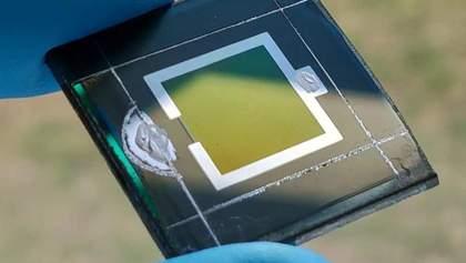 Дослідники розробили революційну сонячну панель з рекордною ефективністю