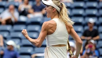 Лучшая теннисистка Украины боится посещать Китай в ближайшие годы