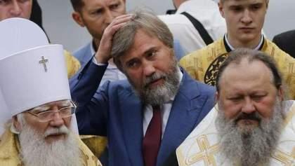 Несподіване рішення Кремля: з ексрегіонала з коронавірусом Новинського зняли санкції