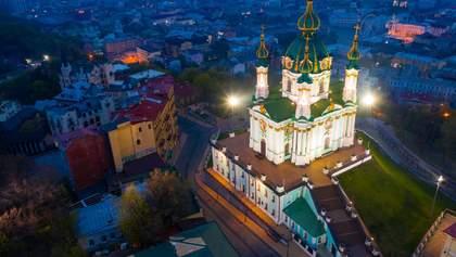 Київ без людей:  дивовижні фото