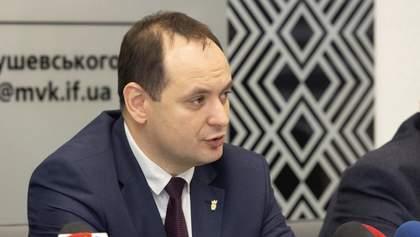 Мэр Ивано-Франковска Марцинкив впервые прокомментировал скандал с вывозом ромов