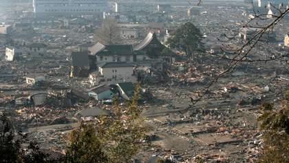 Японії загрожує 30-метрове цунамі та потужний землетрус