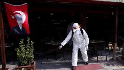 Коронавірус у Туреччині: вражаюча статистика та виклик для Ердогана