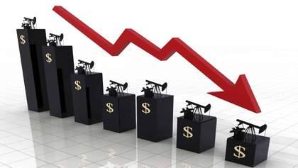 Цена на нефть может упасть до минус 100 долларов за баррель, – Bloomberg