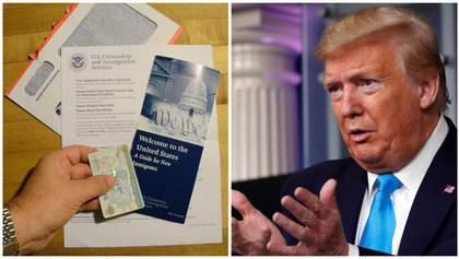 США більше не видають Green Card – щоб американці мали шанс знайти роботу після карантину