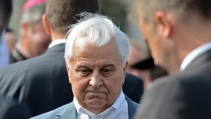Его нужно уберечь от всех нападений, – Кравчук о назначении Саакашвили