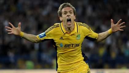 Экс-футболист сборной Украины Марко Девич официально завершил карьеру