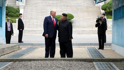Трамп відреагував на інформацію про хворобу лідера КНДР Кім Чен Ина