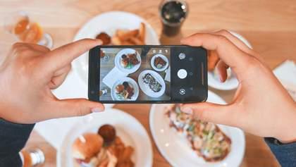 Instagram запустил в Украине новую функцию для заказа еды онлайн