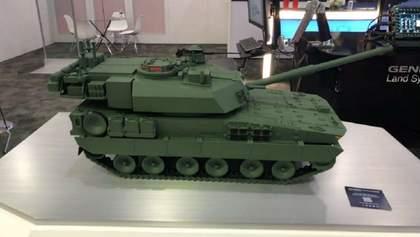 Техніка війни: Легкий танк Griffin-II. Зброя за 92 мільйони доларів для Чехії