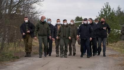 Безпілотники та тепловізори: як виявлятимуть пожежі у Чорнобильській зоні