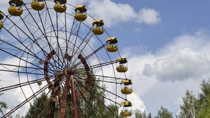 Легендарні місця Чорнобиля до та після пожежі: шокуючі фото