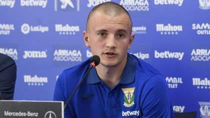 """""""Барселона"""" уговаривала игрока сборной Украины о трансфере: Я не хотел быть использованным"""