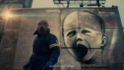 """Noize MC випустив новий кліп про Чорнобильську трагедію """"26.04"""": щемливе відео"""
