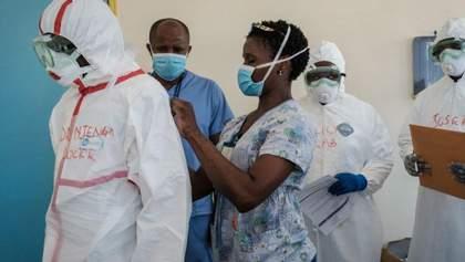 Через пів року в Африці може бути 10 мільйонів хворих на коронавірус, – ВООЗ