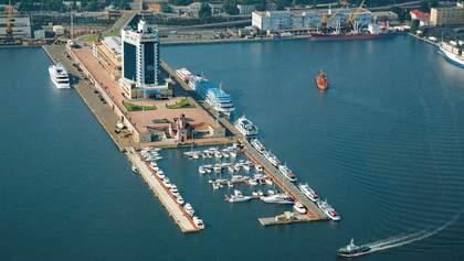 Уникальные фото: как менялся Одесский порт с 1917 года до сегодня
