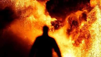 У Росії послушник лаври спалив себе заживо через коронавірус: деталі