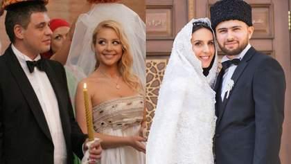 Как выглядели свадьбы украинских звезд: архивные фото