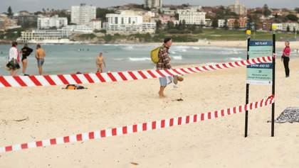 Австралія і Нова Зеландія послабили карантин: серфери ринули на пляжі – фото
