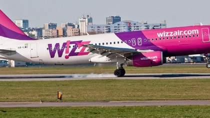 Wizz Air з 12 травня відновлює рейси Відень – Київ: що відомо