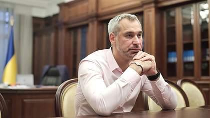 Это слив производства: Рябошапка объяснил, зачем Венедиктовой быстрое завершение дела Гандзюк