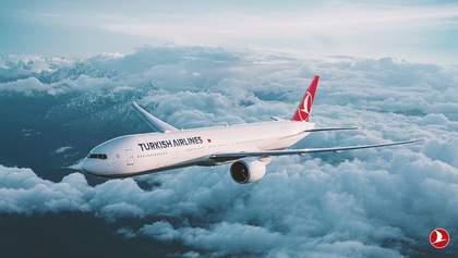 Turkish Airlines відклав відновлення міжнародних рейсів