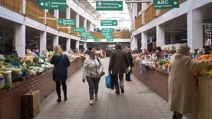В Ужгороде открыли все продуктовые рынки еще до официального решения Кабмина
