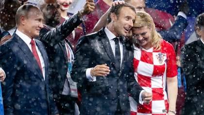 Президент Франции хочет, чтобы топ-лиги Европы не возобновляли футбольный сезон