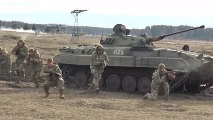 Потужні навчання резервістів ЗСУ за стандартами НАТО: видовищні фото та відео