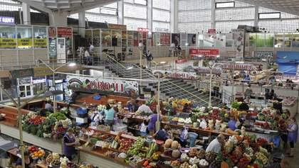 Коли і за яких умов у Києві відкриють продовольчі ринки: відповідь КМДА