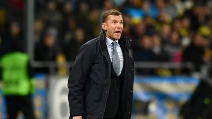 Останется ли Шевченко в сборной Украины: появились новые детали