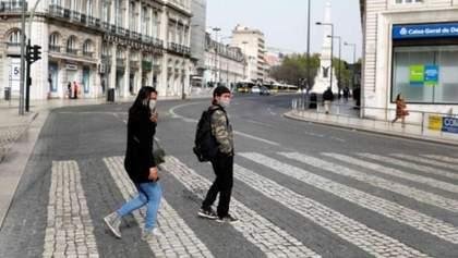 Португалія послаблює карантин: відкриють невеликі магазини та салони краси