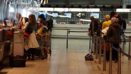 В Киев вылетел спецрейс из Амстердама: на борту 145 украинцев – фото