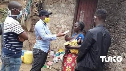 Коронавірус в Кенії: ЗМІ розповіли історію жінки, яка через голод варила каміння для своїх дітей