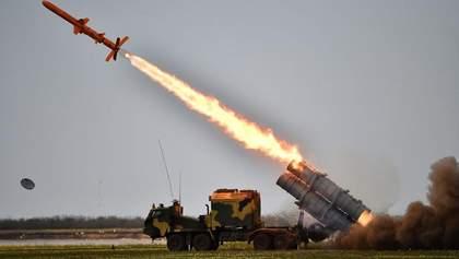 """Техніка війни: Випробування ракетного комплексу """"Нептун"""". Пентагон оприлюднив відео про НЛО"""