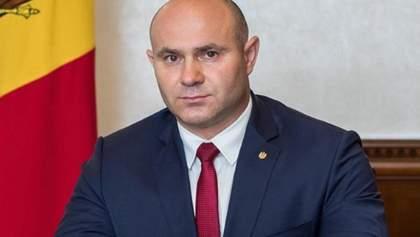 У глави МВС Молдови підтвердили коронавірус
