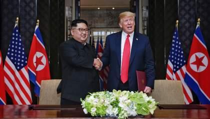 Ким Чен Ын жив: как на это отреагировал Дональд Трамп