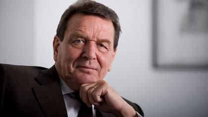 Український посол у Німеччині запропонував парі Шредеру щодо Криму