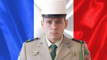 Загибель французького легіонера з України в Малі: вище керівництво Франції висловило співчуття