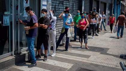 """Коронавирус """"ударил"""" по Бразилии: зафиксировано более 100 тысяч больных"""
