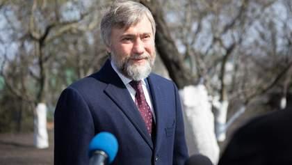 Нардеп Новинський заявив, що одужав від коронавірусу