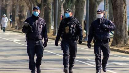 На Волыни коронавирус обнаружили в 25 полицейских с одного участка