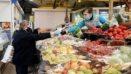 Какие рынки работают в Киеве по состоянию на 7 мая