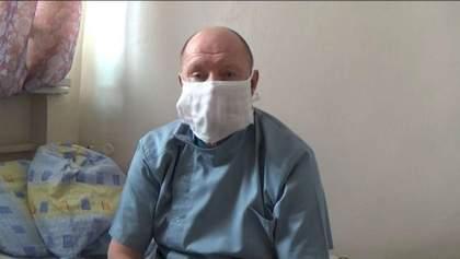 Директор міської лікарні Глухова оголосив голодування: причина