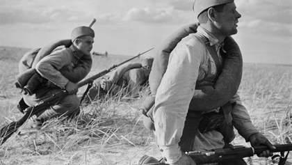 Украинская Вторая мировая в фотографиях